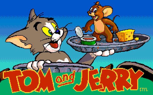 Tom and Jerry Picture
